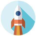 starting-block-rocket-icon