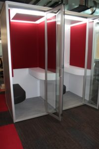 The Cubicall Booths